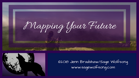 blog title mapping your future