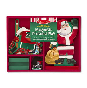 Santa Magnetic Dress-Up Set (Multiple Options Available!)