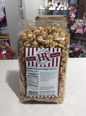 Maple & Brown Sugar Popcorn