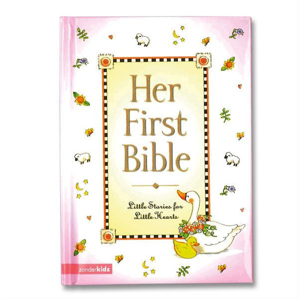 Baby's First Bible (Boy & Girl Options Available!)