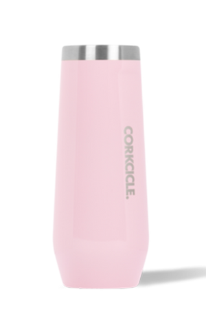 Corkcicle Champagne Flute 8 oz (many colors)