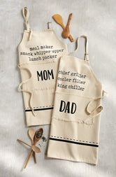 Mud Pie APRON- meal maker