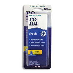 Renu Multi-Plus Contact Lens Solution