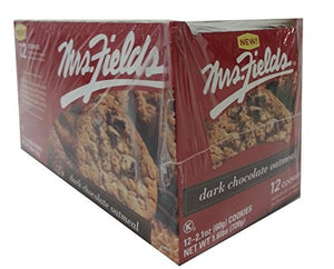 Mrs.Fields (Dark Chocolate Oatmeal) Cookie)