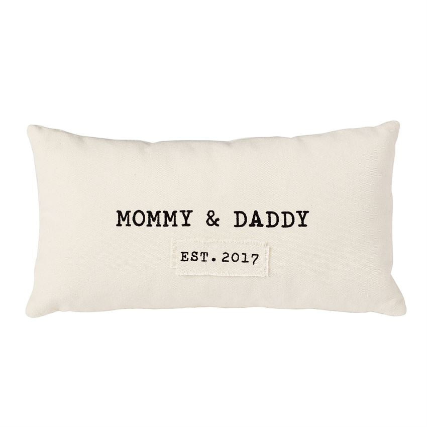 Parents Pillow