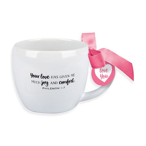 """I Love That"" Ceramic Mug"
