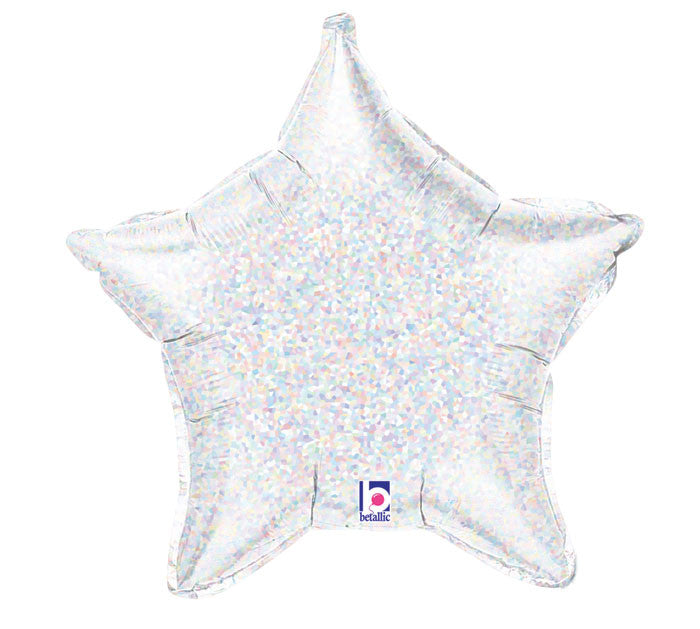 "21"" Star Balloon (Multiple Colors Available!)"