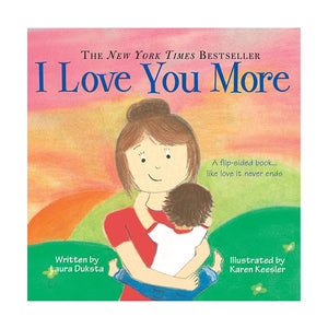 I Love You More Padded Book