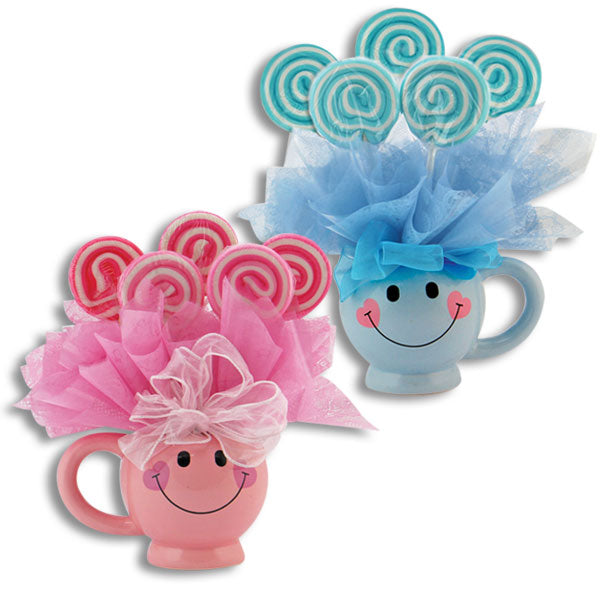 Baby Lollipop Smiley Mug
