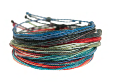 Assorted Colors - Muted Original Bracelets