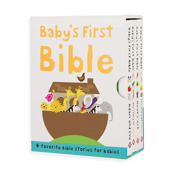 Babys First Bible Boxed Set The Gift Shop At Krmc