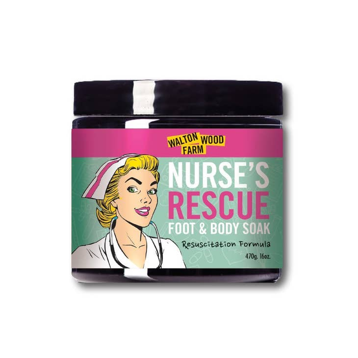 Nurse's Rescue- FOOT AND BODY SOAK