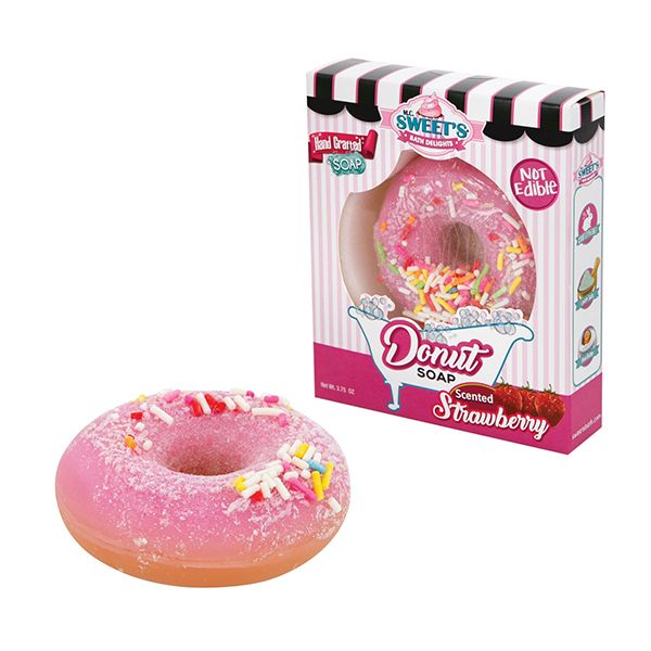Scented Donut Soap