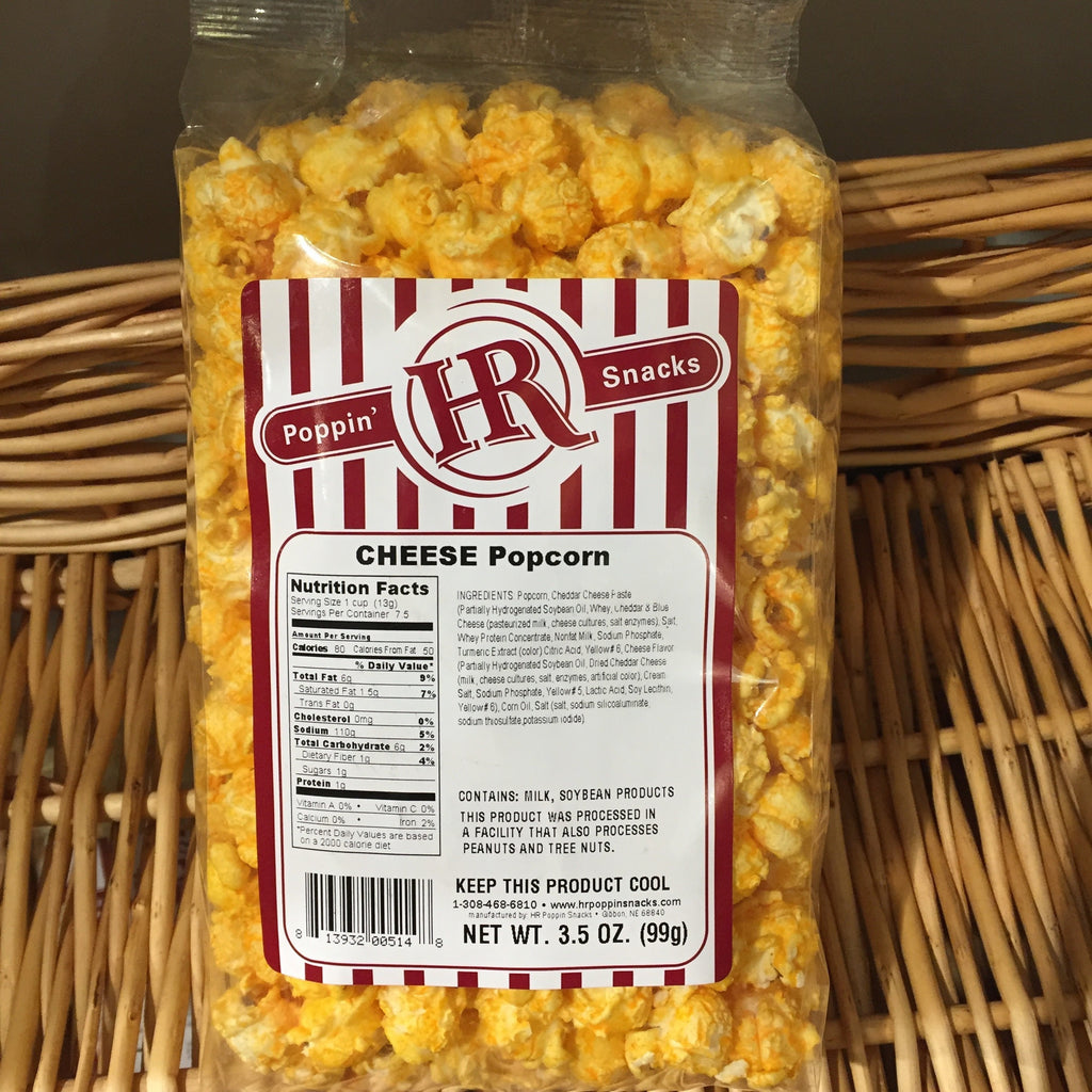 Cheese Popcorn 3.5oz