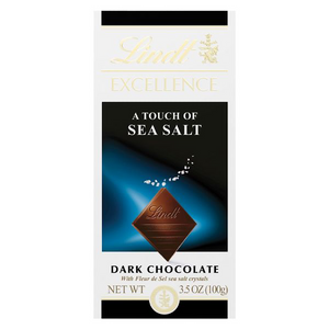 LINDT TOUCH OF SEA SALT BAR