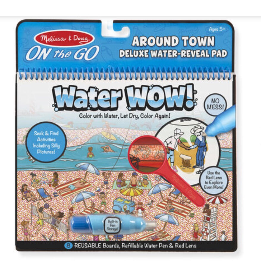 "Water Wow "" Around Town DELUXE"""