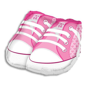 Baby Girl Tennis Shoes Balloon