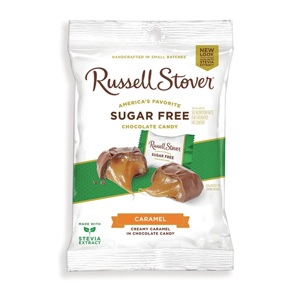 RUSSEL STOVER SF BUTTER CREAM CARAMEL