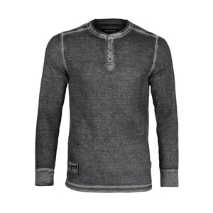 Heather Athletic Henley
