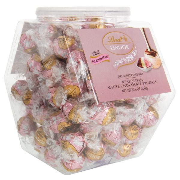 "Lindt ""Neapolitan White Chocolate"""