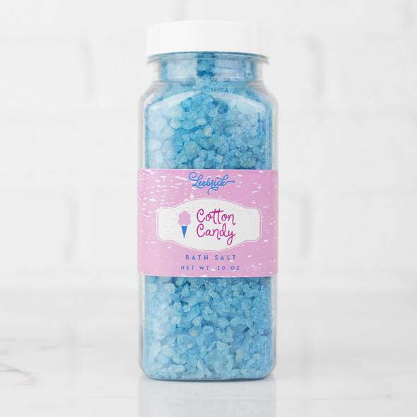 "Leebrick- Bath Salt ""Cotton Candy Bath Salt"""