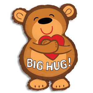 BIG HUG BEAR BALLOON