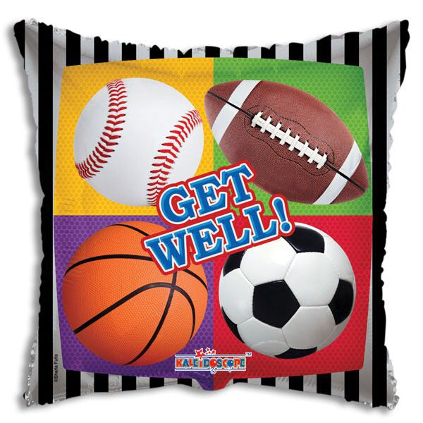 All Sports (Get Well) Balloon