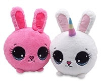 EASTER Bunny Plush Pillow