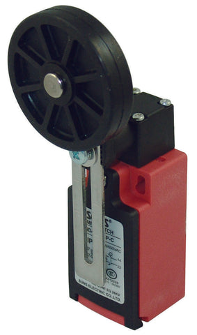 SUNS HLS-1A-12H Side Roller Plunger Heavy Duty Limit Switch 9007C54F D4A1107VN