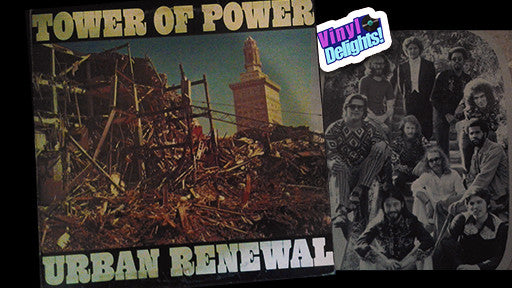 Vinyl Delights: Tower of Power