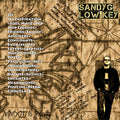 Low Key Inlay A Sandy G Hip Hop Album