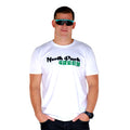 North Park Green Classic White Front Men's Dos