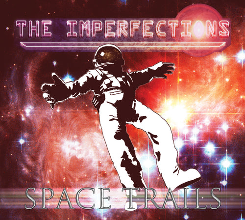 Space Trails Cover The Imperfections Hip Hop/R&B Album