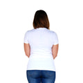 Womens Favourite T White Back