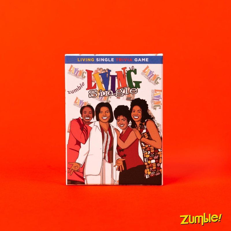 LIVING SINGLE TRIVIA GAME