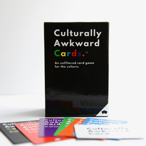 CULTURALLY AWKWARD CARDS