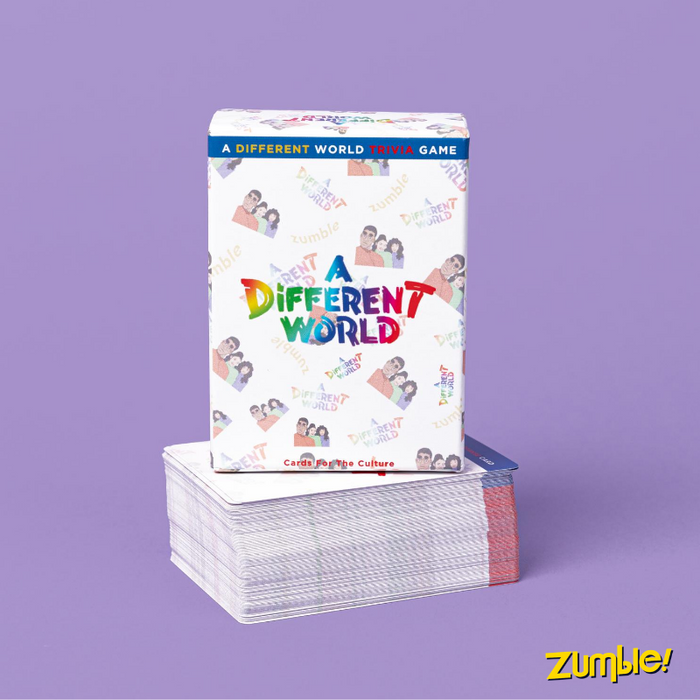 A DIFFERENT WORLD TRIVIA GAME
