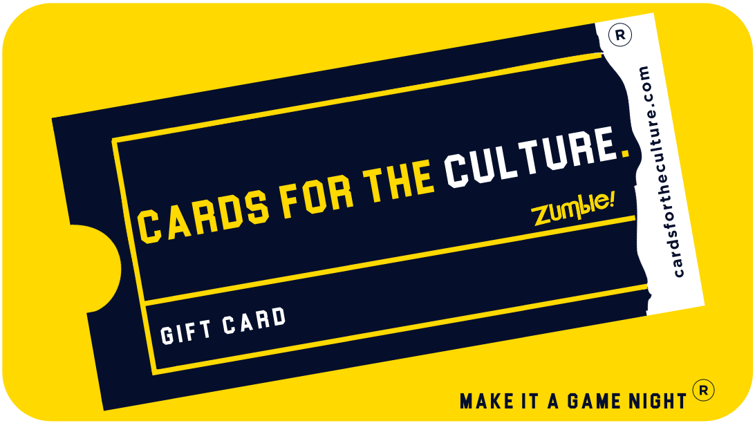 CARDS FOR THE CULTURE GIFT CARD