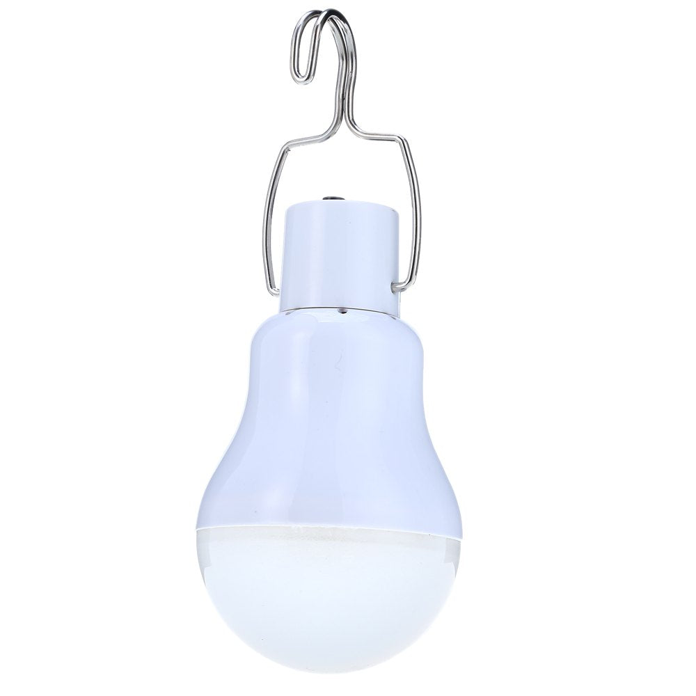 Rechargeable Solar Energy LED Bulb