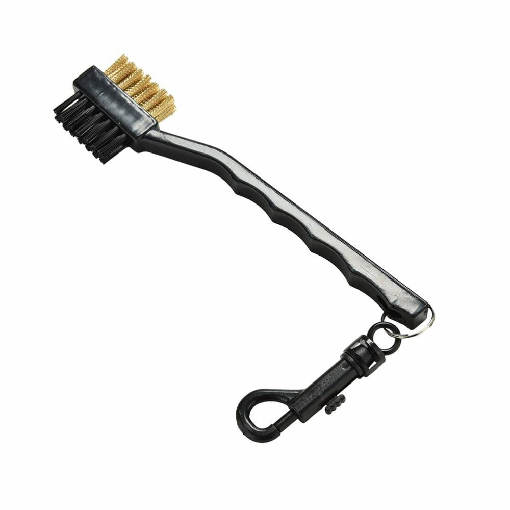 Clip-On Golf Club Cleaner