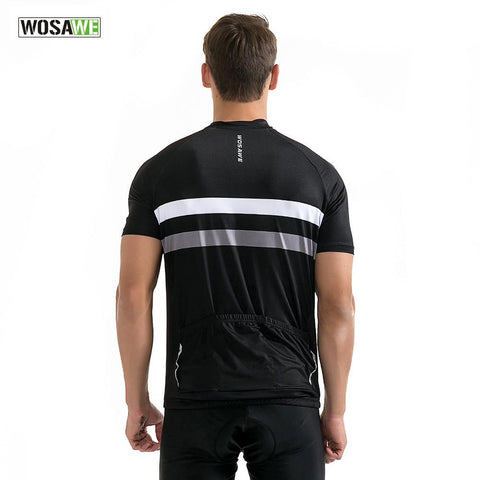 Men Cycling Bicycle Jersey