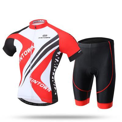 Men's Biking Cycling Jersey and Bib