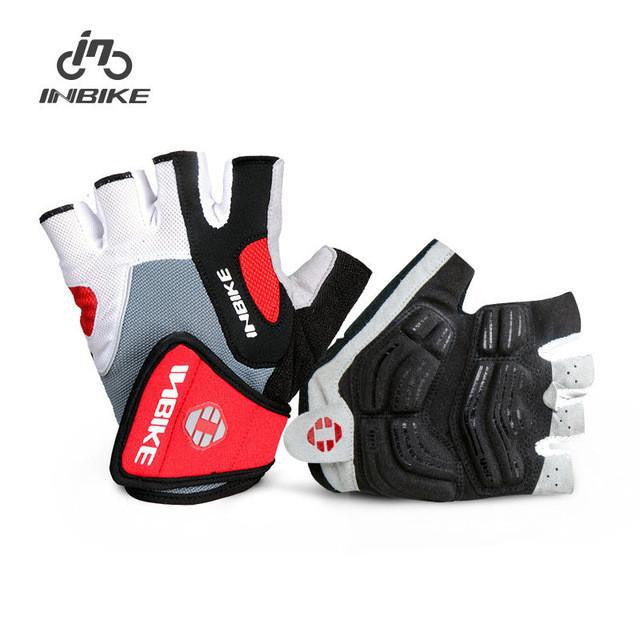 Gel Pad Racing Cycling Gloves