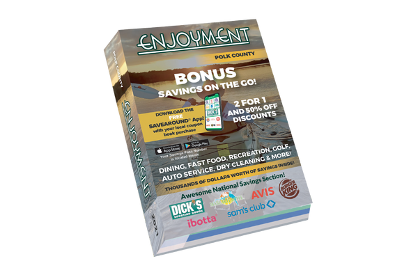 2021 Polk County, FL Enjoyment Coupon Book