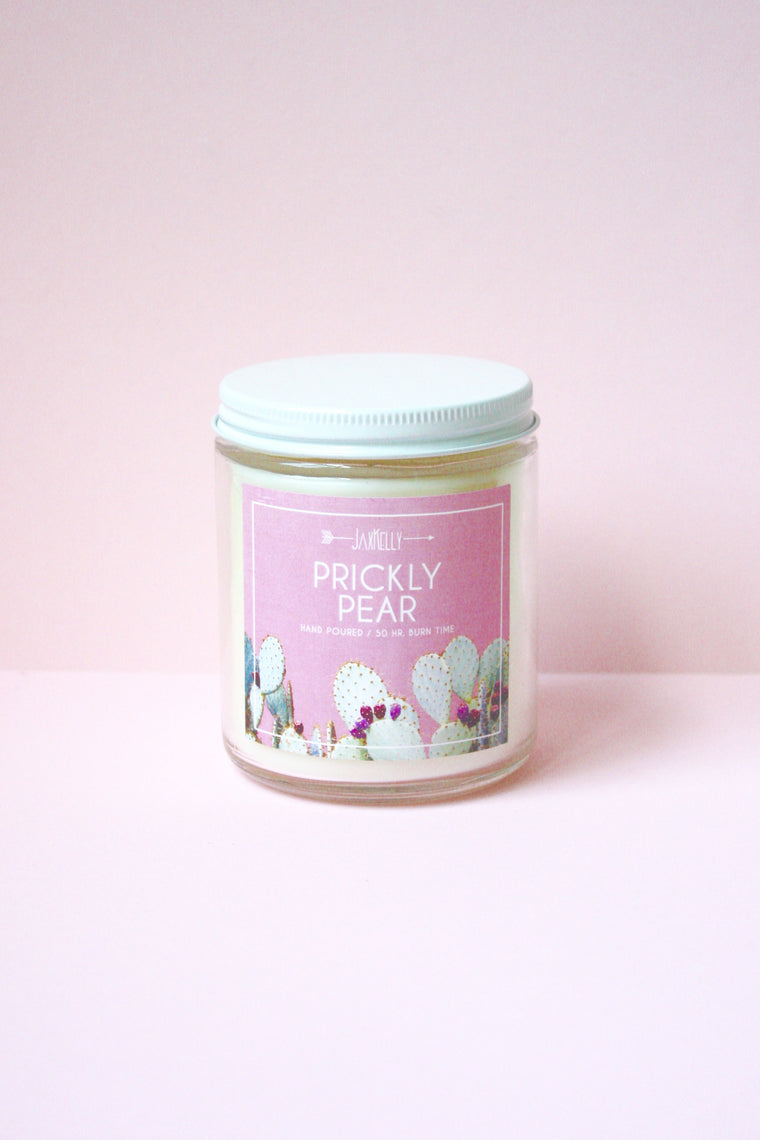 Prickly Pear Candle