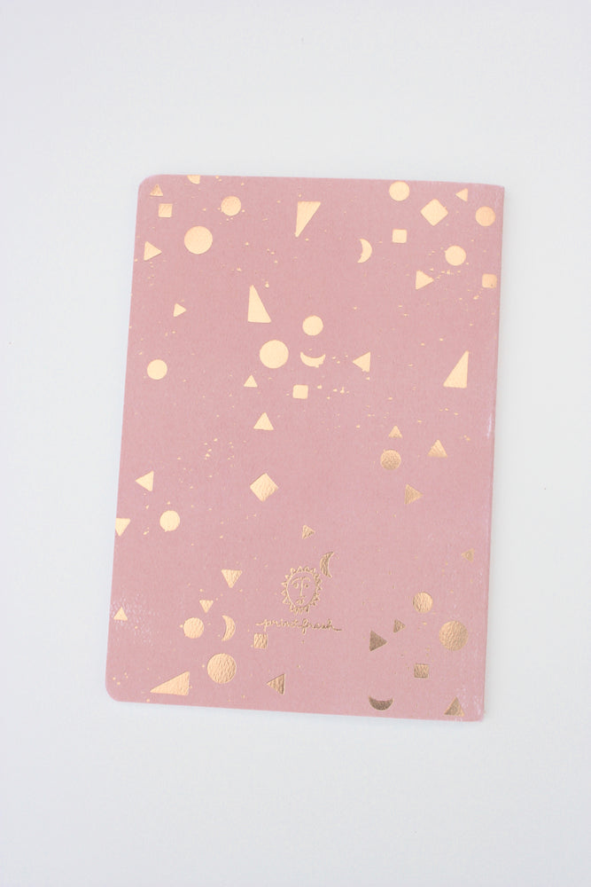 Paper Moon Notebook