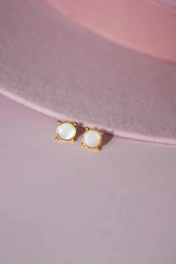 Halston Stud Earrings