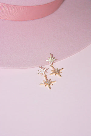 Shining Star Earring