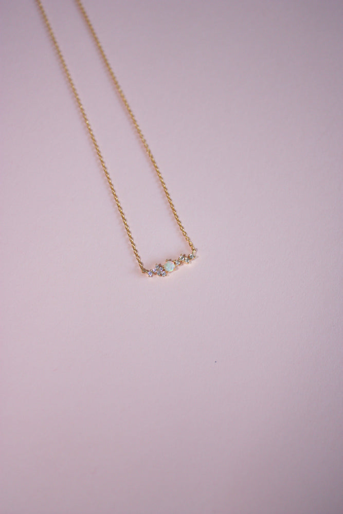 Kelly Opal Necklace