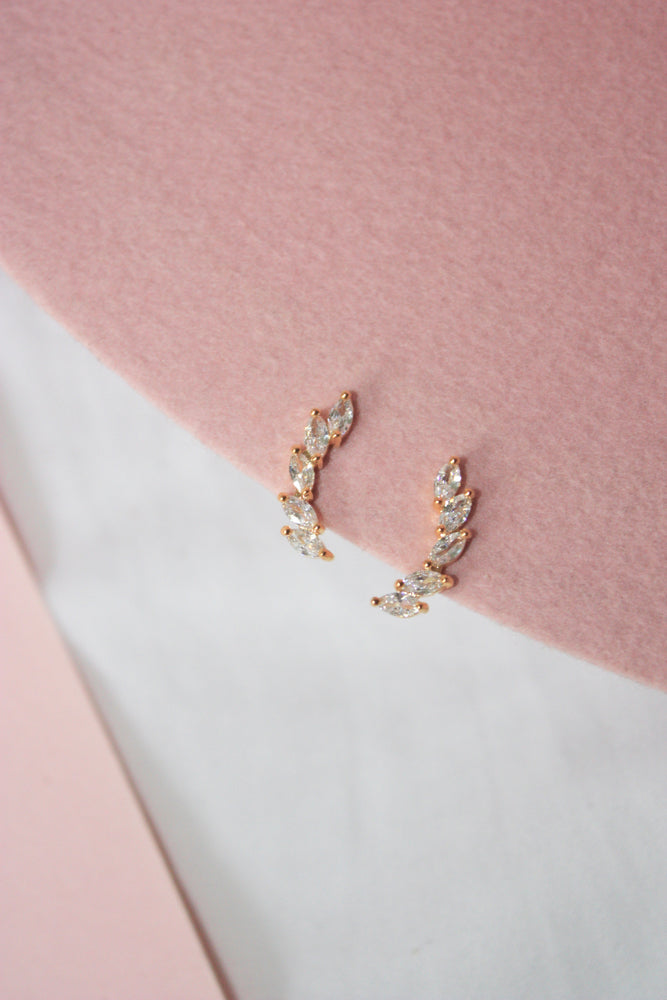 Whitney Ear Climber Earring